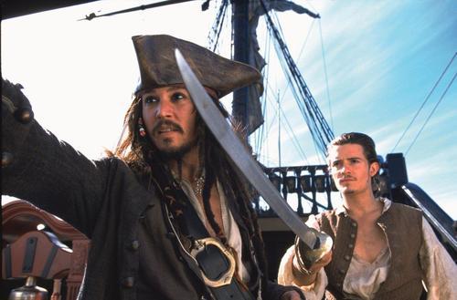 加勒比海盗:黑珍珠号的诅咒Pirates of the Caribbean: The Curse of the Black Pearl(2003)剧照 #07