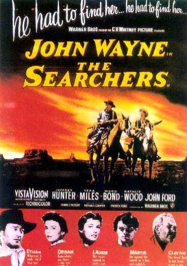 日落狂沙The Searchers(1956)海报 #01