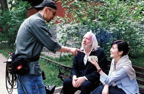 中国电影的好莱坞外援热 - 图宾根木匠 - 十分钟,年华老去。