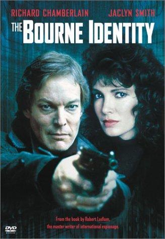 智击特工The bourne identity(1988)dvd封套 #01