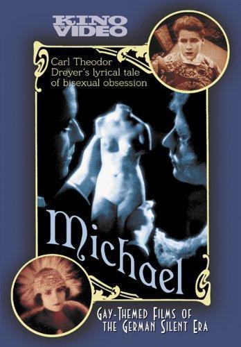 麦克尔Mikaël(1924)DVD封套 #01
