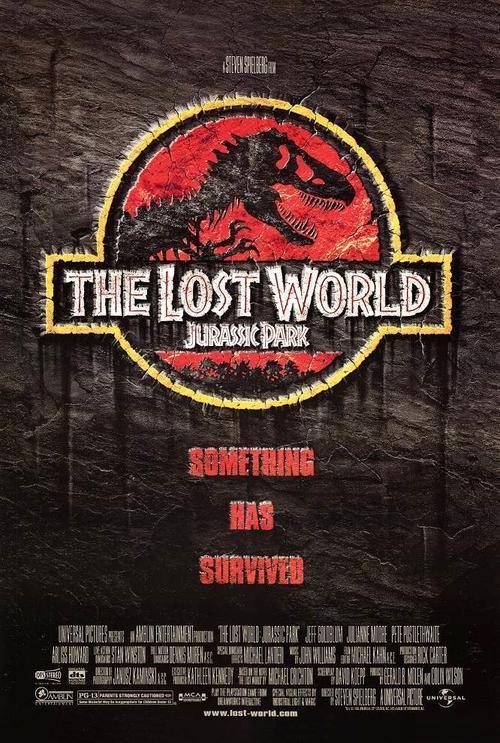 胖子熊观影日记之侏罗纪公园2失落的世界 科幻