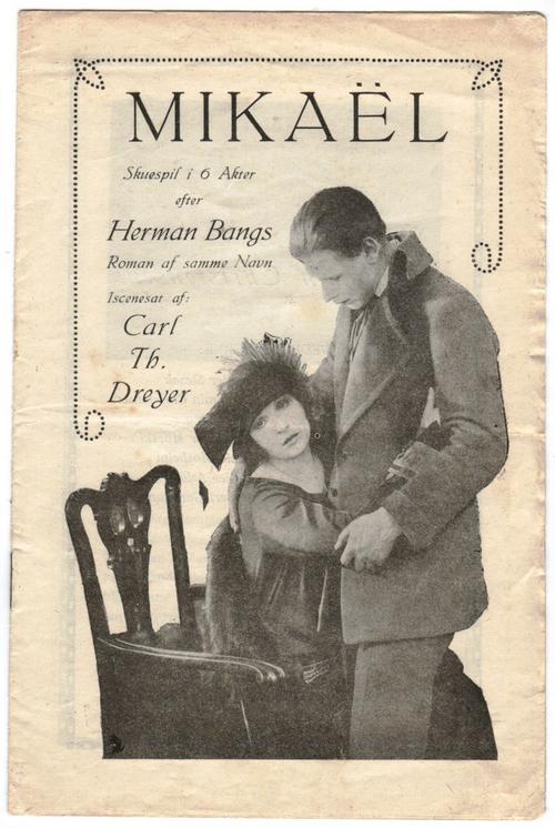 麦克尔Mikaël(1924)海报 #01
