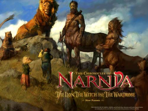 纳尼亚传奇The Chronicles of Narnia: The Lion, the Witch and the Wardrobe(2005)桌面 #01C