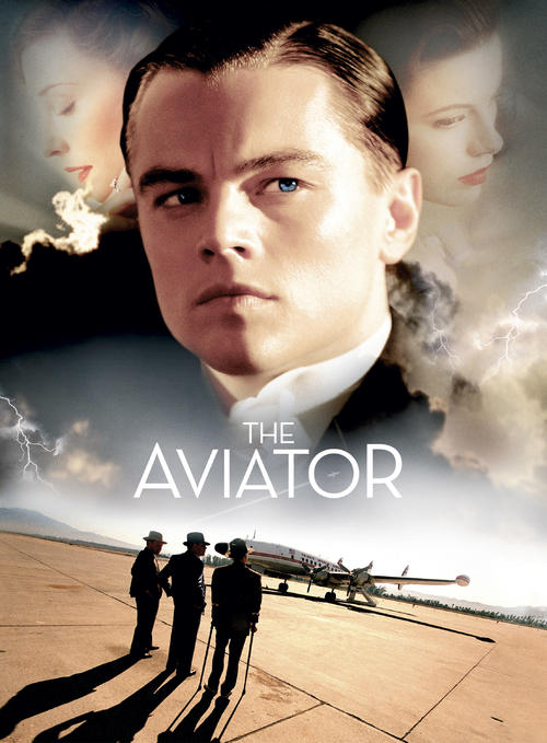 飞行者The Aviator(2004)海报 #05