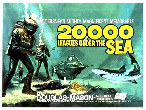 海底两万里
