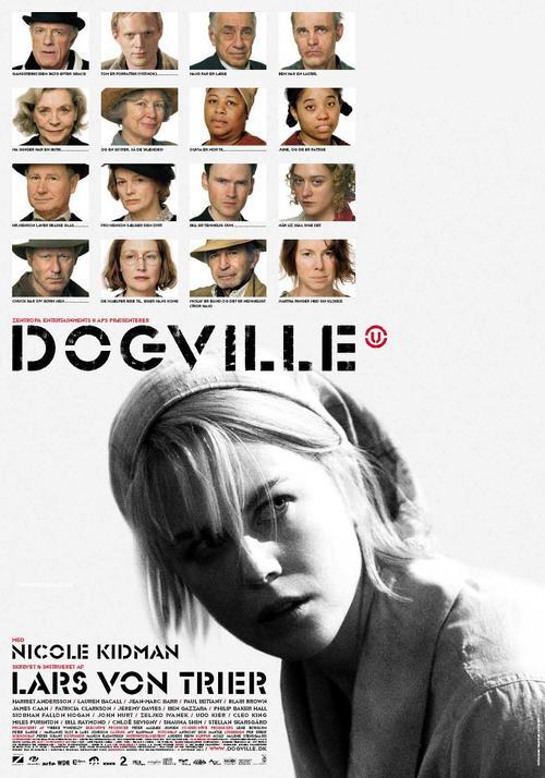 狗镇Dogville(2003)海报 #01