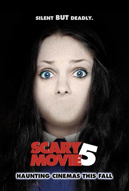 惊声尖笑5Scary movie 5(2013)预告海报 #01