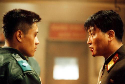 部正面表现处于分裂的南北双方士兵之间友谊的影片,对于这两个一