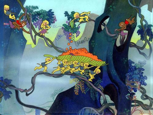...中天的中国动画电影,破坏力之大、影响之深,看看现在的中国动...