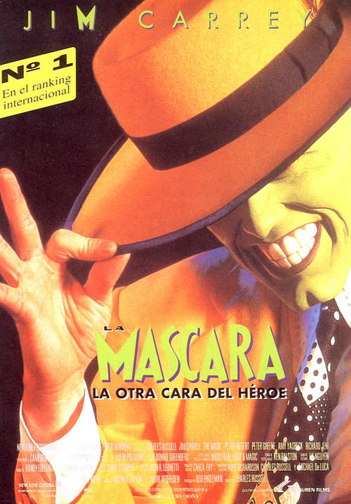 变相怪杰The Mask 1994 西班牙