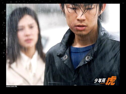 word:   少年阿虎桌面#10   少年阿虎的桌面(9)   word: