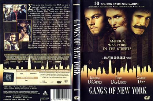 纽约黑帮Gangs of New York 2002 希腊
