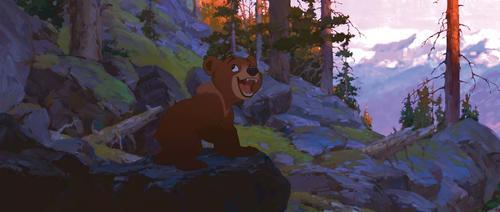 熊的传说 Brother Bear 2003 电影图片 16 大图 1008X428