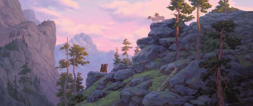 熊的传说 Brother Bear 2003 电影图片 25 大图 1181X499