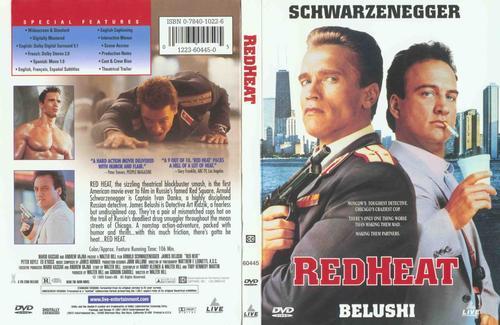 红场特警Red Heat 1988