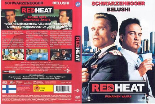 红场特警Red Heat 1988 芬兰