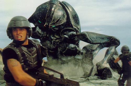 星河战队Starship Troopers 1997 20