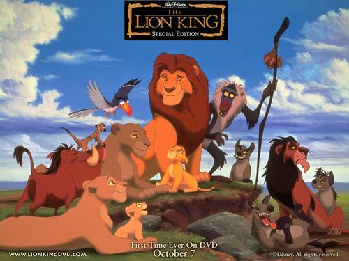 狮子王The Lion King 1994