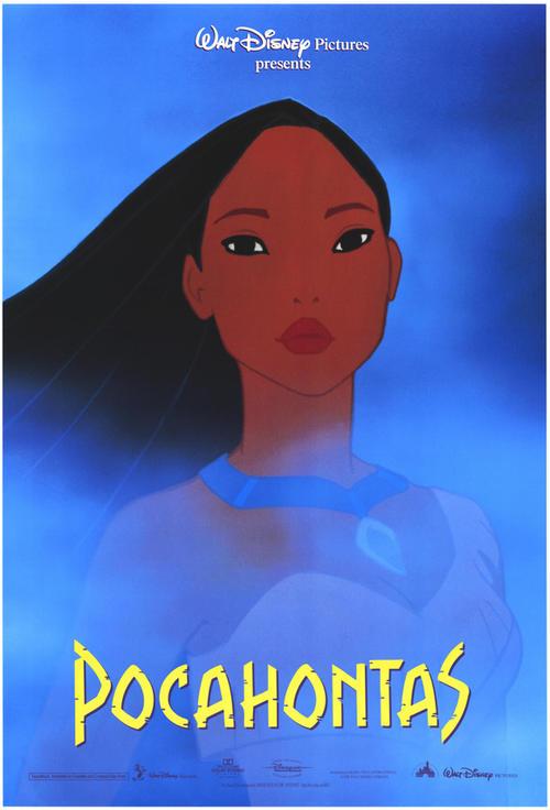 风中奇缘 Pocahontas 1995 电影图片 19 大图 580X854