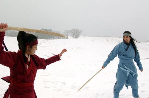 茶母Damo 2003