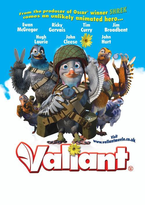 战鸽快飞 Valiant 2005 电影图片 大图 1051X1486