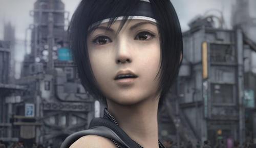 最终幻想7:降临之子剧照-图片打分