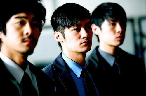猛龙Dragon Squad 2005