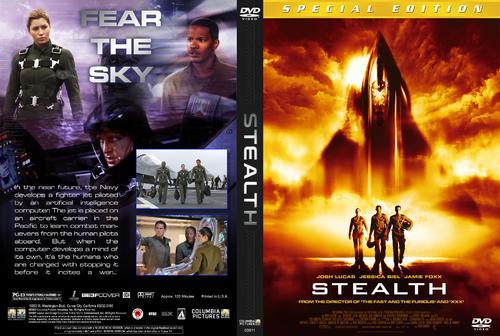 绝密飞行Stealth 2005
