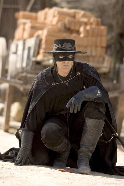 佐罗传奇 Legend of Zorro 2005 12 800X1200