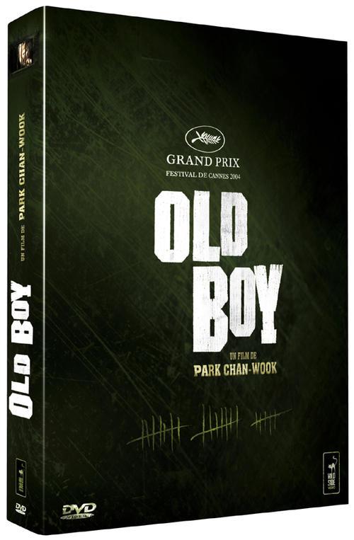 老男孩Old Boy 2003 法国