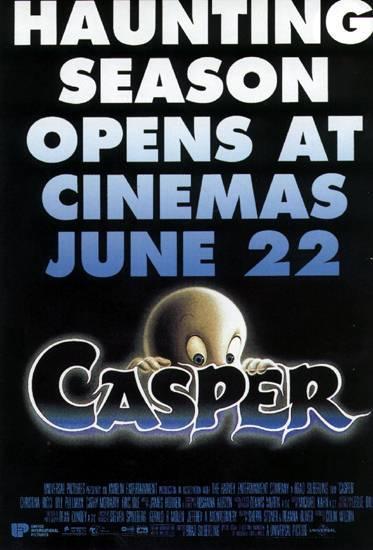 鬼马小精灵Casper 1995