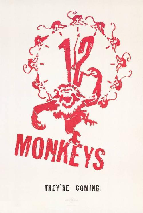 12只猴子