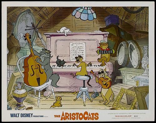 猫儿历险记 Aristocats 1970 剧照 06 1000X790