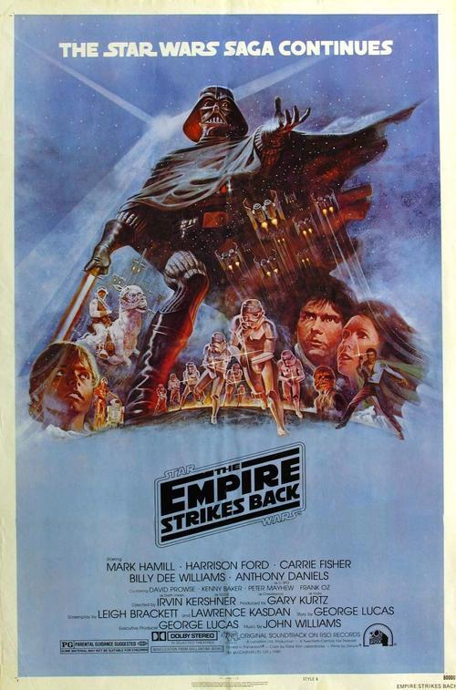星球大战2:帝国反击战Star wars: episode v - the empire strikes back(1980)海报 #02