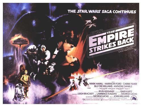 星球大战2:帝国反击战Star Wars: Episode V - The Empire Strikes Back(1980)海报 #10