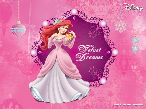 爱丽儿——《小美人鱼》:爱冒险,有斗志,世上最美的歌喉卡通...