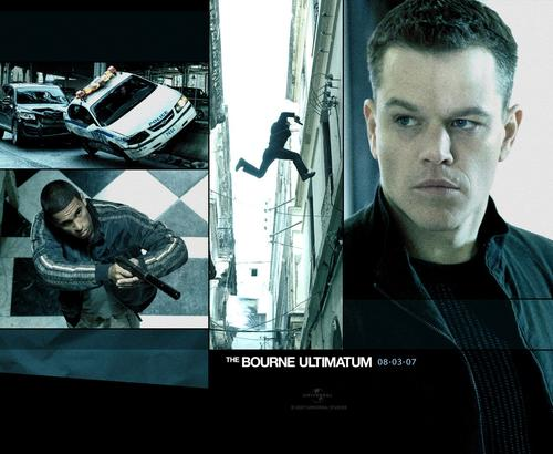 谍影重重3The Bourne Ultimatum 2007 桌面 10B