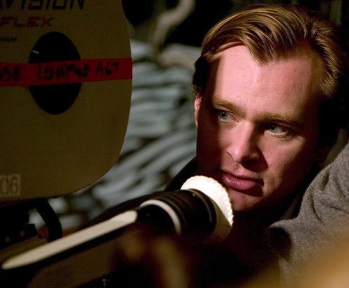 克里斯托弗·诺兰 Christopher Nolan 生活照 #02