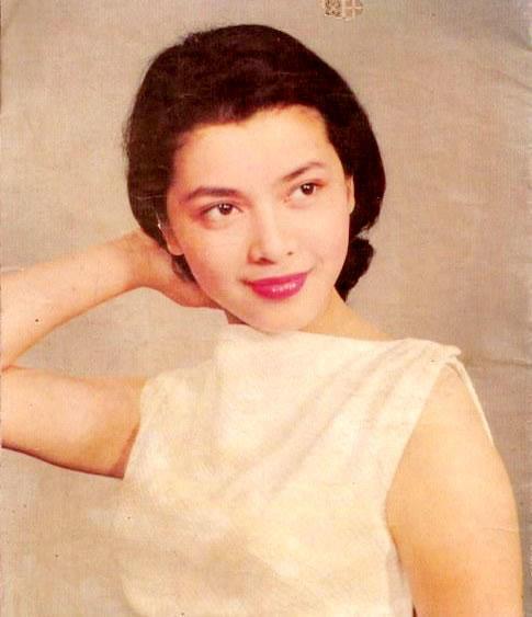 时光流逝 香港演员陈思思图片