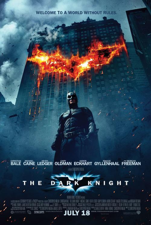 蝙蝠侠前传2:黑暗骑士The Dark Knight(2008)海报 #01