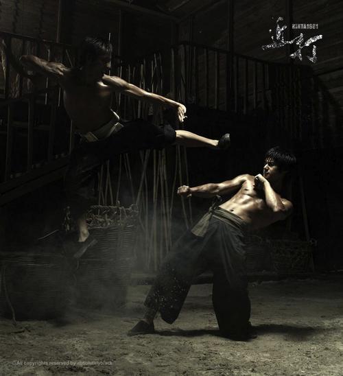 近打/Kinta 1881(2007) 电影图片 工作照 #03 大图 730X800