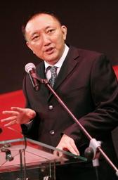 生活照 #03:韩三平 Sanping Han