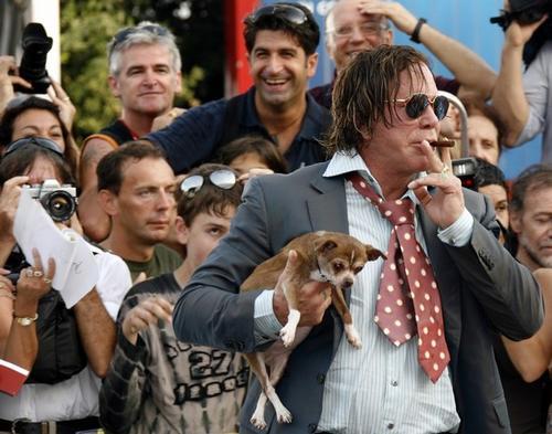 第65届威尼斯电影节65th Venice International Film Festival(2008)新闻图片 #38