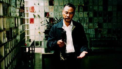 从《古惑仔》的蒋天生到《黑社会》的乐哥图片