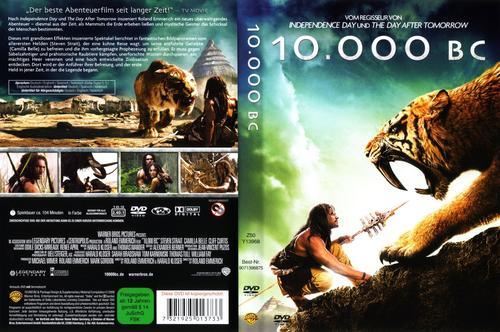 史前一万年DVD封套-图片打分游戏 - Mtime时光网图片
