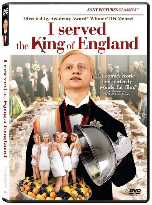 我的主子是英国之王