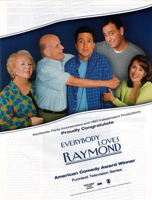 人人都爱雷蒙德