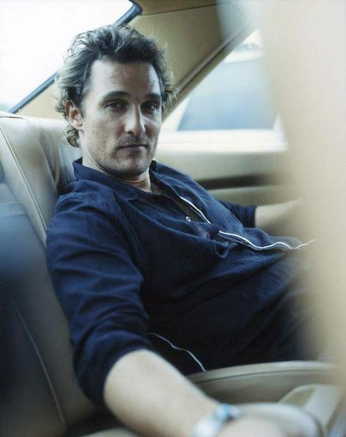 马修·麦康纳 Matthew McConaughey 写真 #158