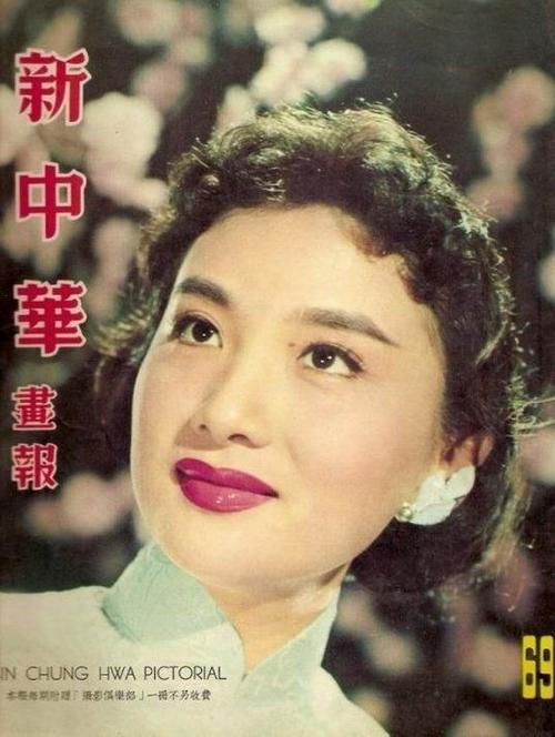 时光流逝------香港演员夏梦
